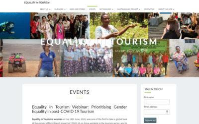 """""""Hay que hacer frente al sesgo de género en el turismo"""""""