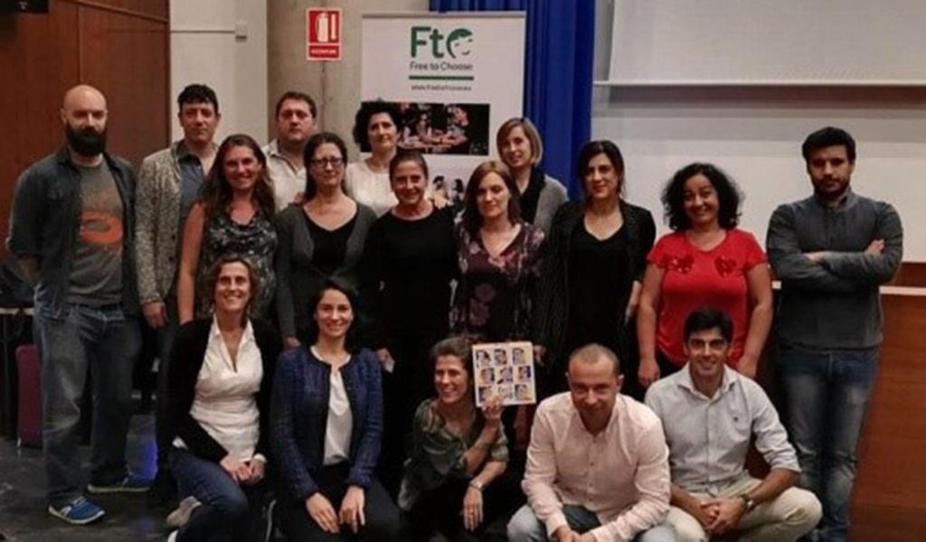 El proyecto europeo 'Free to Choose' aterriza en Canarias