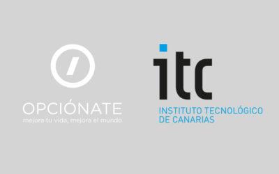Opciónate colabora con el Instituto Tecnológico de Canarias