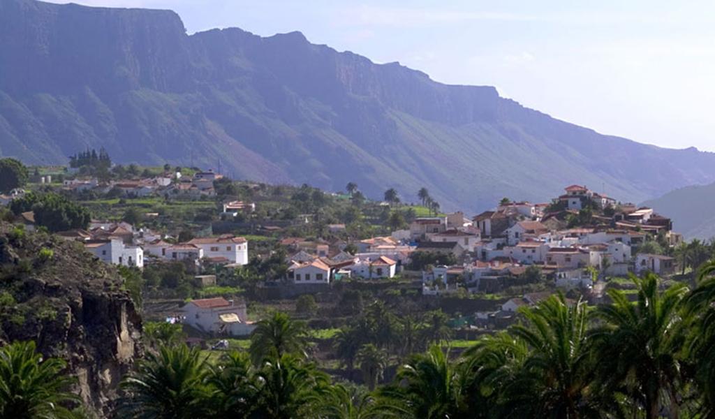 Sesiones de trabajo en San Bartolomé de Tirajana