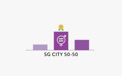 El Distintivo SG City 50-50 llega a Canarias