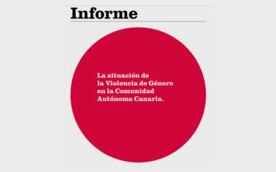 La gran fotografía de la violencia de género en Canarias