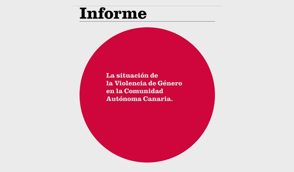Informe sobre la situación de la violencia de género en Canarias 2017