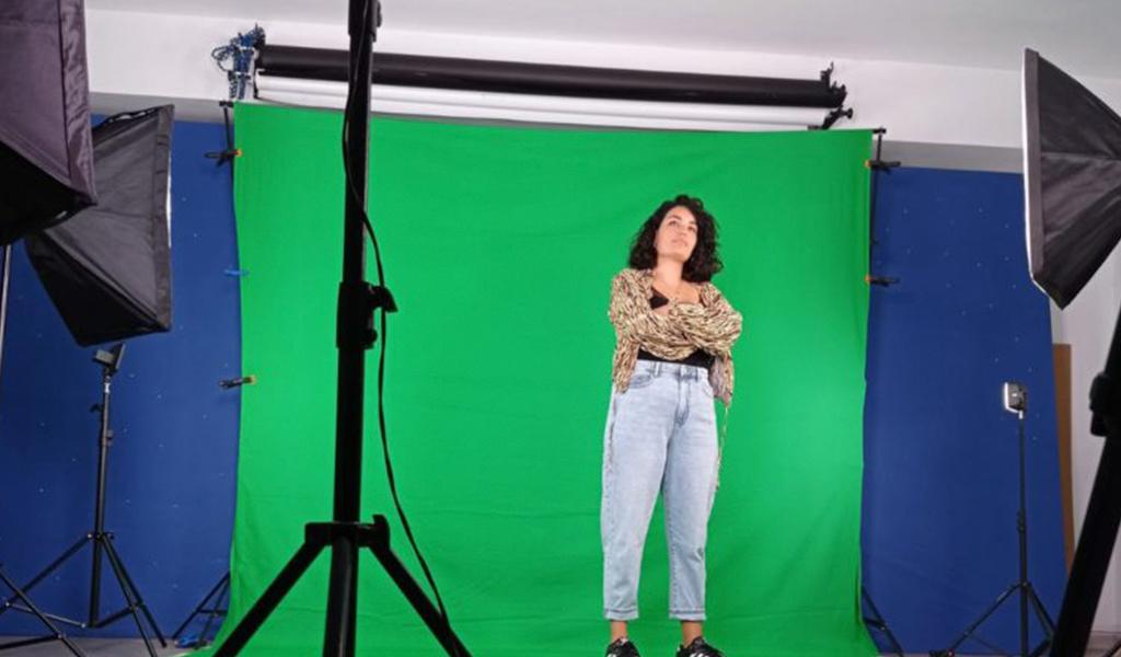 Un corto con ambiente de cómic realizado en Gran Canaria invita a las mujeres a liderar la transformación del mundo