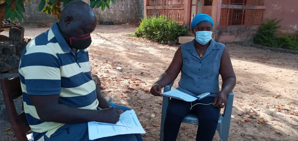Opciónate contribuye a la mejora en la atención a mujeres supervivientes de violencia de género en Guinea Bissau