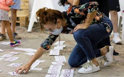 """Opciónate participó en """"Ola de Letras"""", la Biblioteca de Verano de Las Palmas de Gran Canaria."""