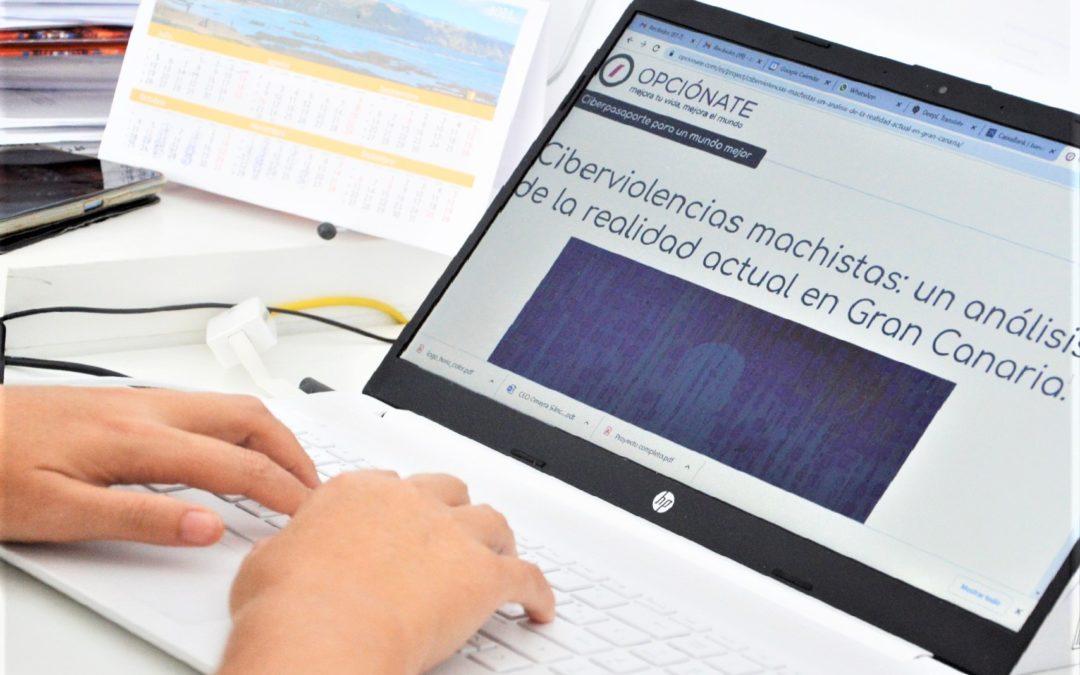 Un centenar de mujeres y especialistas contribuirán a elaborar el mapa de las ciberviolencias en Gran Canaria